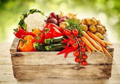 warzywa do diety dziecka
