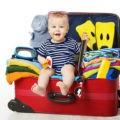 Co spakować w podróż z dzieckiem