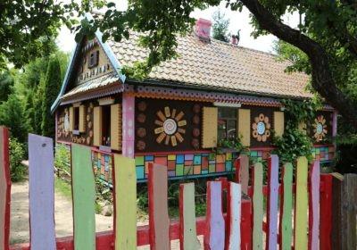 chatka Baby Jagi w Hajnówce