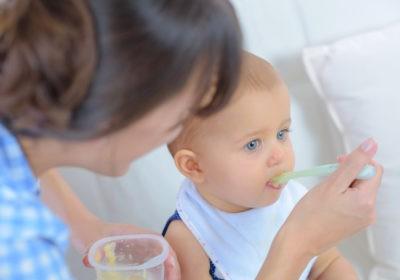 Mięso w w diecie dziecka